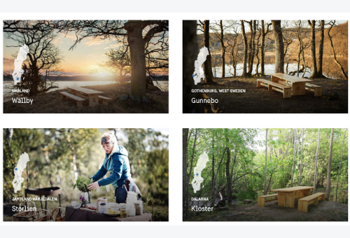 Campagne de communication de visitsweden